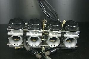 Yamaha YZF 750 Vergaser Vergaserbank gebr. 5310b
