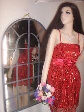 superbe robe  de soirée réveillons cocktails cérémonies lolita   ref 2715