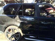RANGE ROVER SPORT DRIVER SIDE REAR DOOR (CAME OFF 2008 MODEL) + Pallet Shipping