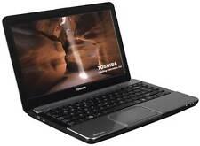 Toshiba Satellite Pro L830 Intel Core i3 2nd Gen 4 GB Ram 320 GB HDD Webcam Win7