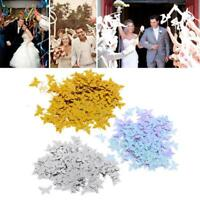 15G Butterfly Table Confetti Push Pop Containers Wedding Party Poppers Decor