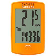 Cateye Padrone CC-PA100W w/ Stopwatch Orange