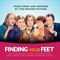 Finding Your Feet [CD]