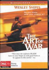 THE ART OF WAR - WESLEY SNIPES - NEW REGION 4 DVD FREE LOCAL POST