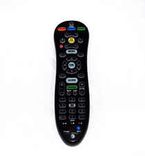 AT&T U-VERSE REMOTE CONTROL S30 BLACK WITH BATTERIES WITH MANUAL BRAND NEW #R12