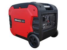 Portable Petrol Inverter Generator 4kVA Silent 240V - Pure Sine Wave