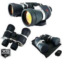 Perrini Day/Night 20x60 Quality Outdoor BINOCULARS Coated Optics + Carrying Case