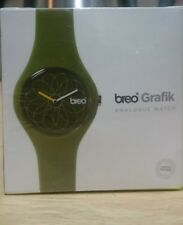 BREO CLASSIC GRAFIK WATER RESISTANT WATCH LIMITED EDITION