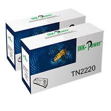 2 TN-2220 Laser Toner Cartridge for Brother HL-2250DN HL-2270DW HL-2240 HL-2240D