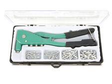 Pince à sertir Mis / Coffret en plastique avec env. 40 rivets in 4