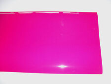 "111 DARK PINK Lighting Filter Colour Gel Party Light 48"" X 10"" 122cm X 25cm"