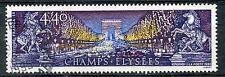 TIMBRE FRANCE OBLITERE N° 2918 LES CHAMPS ELYSEES PARIS Photo non contractuelle