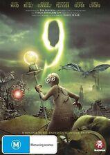 9 (DVD, 2010, 2-Disc Set)