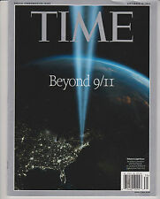 TIME MAGAZINE SEPTEMBER 19 2011, BEYOND 9/11, SPECIAL COMMEMORATIVE ISSUE.