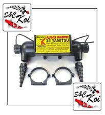 Yamiutsu 25 Watt UV Unit, Clarifier, Blanket Weed, Algae, Pond, Koi, Fish, Water