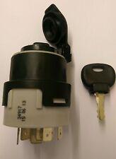 Genuine JCB Terex Benford 3CX Ignition Switch & Key 8000-5026 T119219 701/80184