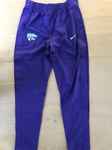 New without tags Kansas State Wildcats Nike Dri-Fit Basketball TearAway Pants L