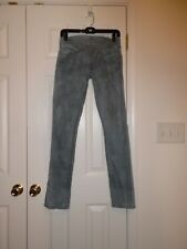 7 SEVEN FOR ALL MANKIND LOW RISE ROXANNE CLASSIC SKINNY STRETCH JEANS SIZE 26
