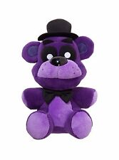 "Five Nights at Freddy's 10"" Purple Fazbear Plush-FNF 10"" Fazbear Plush-Brand New"