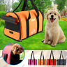 Portable M Size Pet Dog Cat Puppy Fabric Travel Carrier Cage Crate Kennel Bag A