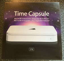Boxed Apple Time Capsule 2TB (MD033B/A) Time Machine Backup Device and WiFi