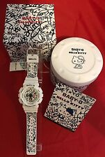Casio BABY-G x Hello Kitty Collaboration BA-120KT-7A Limited Edition Rare New