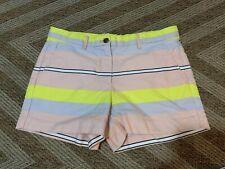 (P05m) Gap Shorts Size 6 Striped