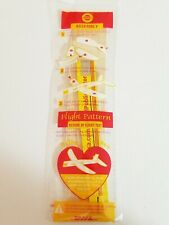 DHL Balsa Wood Plane Glider Kit NEW
