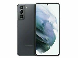 Samsung Galaxy S21 5G SM-G991U1 128GB FACTORY UNLOCKED - Phantom Gray w/ Extras