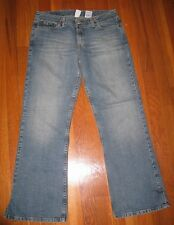 Lucky Brand Flirt Jean Blue Womens Denim Jeans 10/30