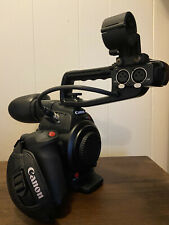 Canon C100 Mark Ii + accessories