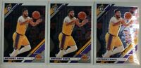 Anthony Davis 2019-20 Panini Donruss Optic Base 90 LAKERS 🏀🔥Lot of 3