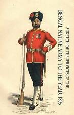 Sketch of the Services of the Bengal Native Army: To the Year 1895 by F.G....