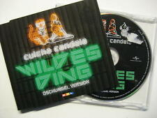 """CULCHA CANDELA """"WILDES DING - DSCHUNGEL VERSION"""" - MAXI CD"""