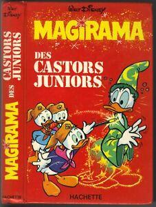 MAGIRAMA DES CASTORS JUNIORS DE 1974