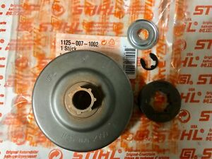 STIHL clutch drum w rim sprocket 3/8 7t ms391,MS311,ms 390 290 310 360,034 OEM