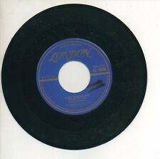 DICKIE VALENTINE 45 RPM Record LAZY GONDOLIER / IT'S ONLY FOR YOU Mint- London