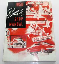 1950 Buick Shop Manual | All Models