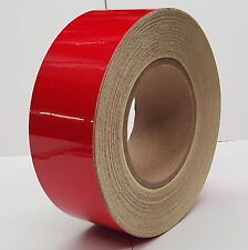 High Quality Adhesive Vehicle Reflective Safety Tape / Reflective Vinyl 50mmx5m