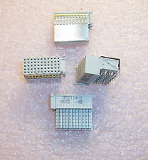 QTY (22) 352114-1 AMP 55 POSITION Z-PACK C F HEADER NOS 1 TUBE