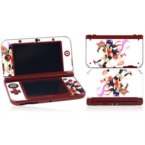 Anime Girls Vinyl Skin Protective Sticker for New Nintendo 3DS XL LL Console