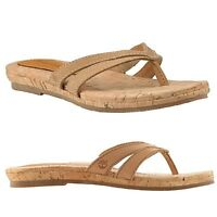 Timberland Women's Earthkeepers Spaulding Thong Sandals Flip Flops Style #8025A