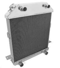 1939 40 41 Ford / Mercury Flathead Config Champion 3 Row Core Alum Radiator