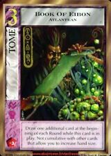 Mythos CCG - Book of Eibon (Atlantean)  - Tome  / Limited ENG