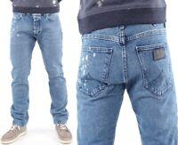 Wrangler Herren Jeanshose Spencer Wild Way Blau W29 - W36
