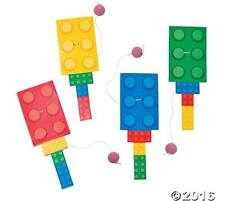 LEGO BUILDING BLOCK PARTY~1 x paddleball game
