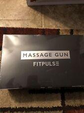 fitpulse massage gun