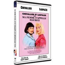 Chevallier et Laspalès Ma femme s'appelle Maurice DVD NEUF SOUS BLISTER