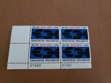 US Scott #1233, Plate Block Of Four 05c FVF MNH