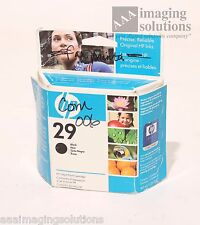 HP 29 Black noir 40ml Ink Cartridge HP product: 51629A Expiration 2009